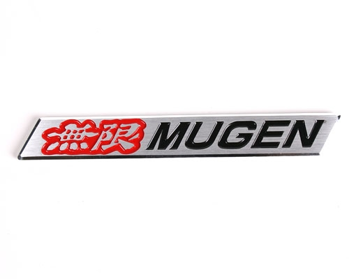 Badge Honda Mugen Emblem V Spec Auto Accessories