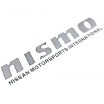 BADGE - NISMO NISSAN MOTORSPORTS STICKER