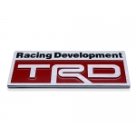 BADGE - TOYOTA TRD RACING EMBLEM