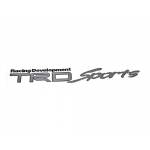 BADGE - TOYOTA TRD SPORTS STICKER