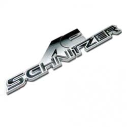 BADGE - BMW AC SCHNIZER GRILL EMBLEM