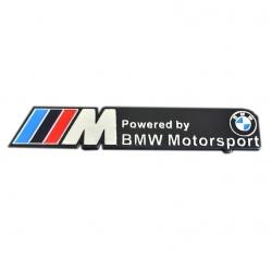 Bmw M Emblem Car Badge Sticker Decal V Spec Auto Accessories