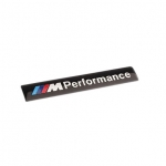 BMW - M PERFORMANCE CAR DOOR STICKER (BLACK)