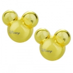 CARALL - DISNEY MICKEY HEAD AIR CON YELLOW