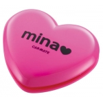CARMATE - MINA PINK HEART FRAGRANCE (WHITE MUSK)