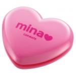 CARMATE - MINA PINK HEART FRAGRANCE (PEACH)