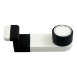 CARMATE - ADJUSTABLE SMARTPHONE HOLDER (WHITE)