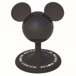 CARMATE - DISNEY MICKEY HEAD BLACK (LEMON)