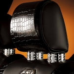 DAD GARSON - LUXURY CRYSTAL HEADREST BRACELET