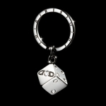 DAD GARSON - LUXURY DICE KEY RING