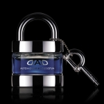 DAD GARSON - PADLOCK FRAGRANCE REGULAR BLUE (45ML)