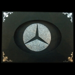 DAD GARSON - EMBLEM STEERING WHEEL (MERCEDES BENZ)