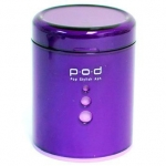 SEIWA - POD LED ASHTRAY PURPLE