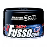 SOFT99 - FUSSO COAT SOFT WAX DARK COLOR WATERPROOF 3 MONTHS