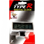 TYPE-R - DIGITAL LED CLOCK DASHBOARD