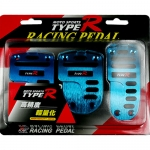 TYPE-R - RACING PEDAL MANUAL BLUE