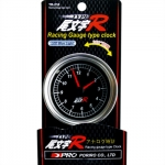 TYPE-R - RACING GAUGE TYPE CLOCK