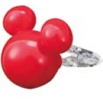 NAPOLEX MICKEY - AIR VENT PERFUME RED