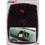 TYPE-S - NON-SLIP DASH MAT